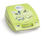 AED Plus Defibrillator for CPR Resuscitation