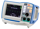 new R Series AED that can be converted to a manual defibrillator ...